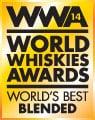 World Whiskies Award: World's Best Blended Whisky 2015