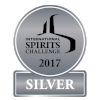 Silver International Spirits Challenge 2017  Batch 3