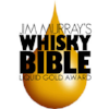 Gold Liquid Gold Award - 2017 Jim Murray's Whisky Bible  Batch 1