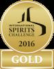 Gold International Spirits Challenge 2016  Batch 2