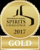 Gold International Spirits Challenge 2017 Batch 3