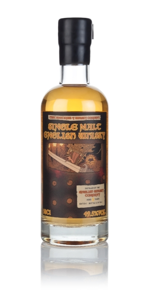 English Whisky Co. 5 Year Old - Batch 1 (That Boutique-y Whisky Company).jpg