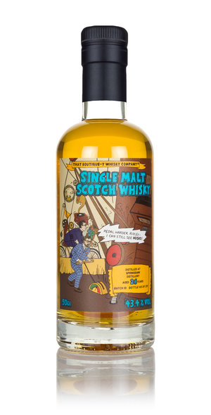 47fd071dcd ... Springbank - Batch 10 - 26 Year Old (That Boutique-y Whisky Company) ...