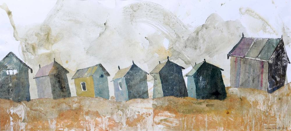 Suffolk huts