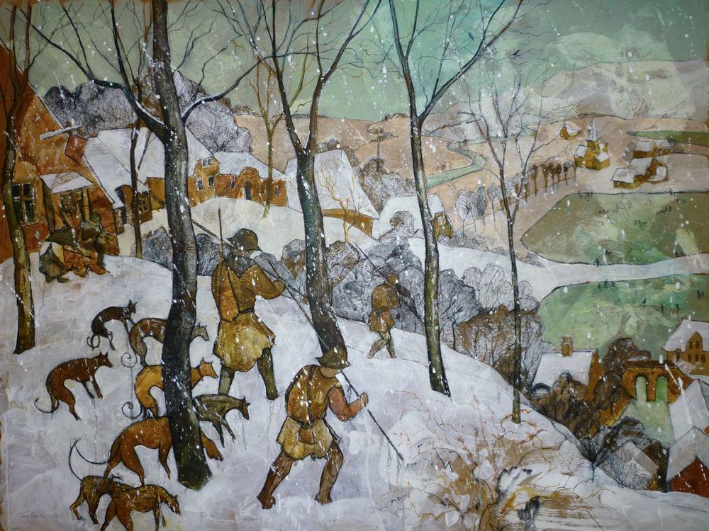 Tribute to Bruegel