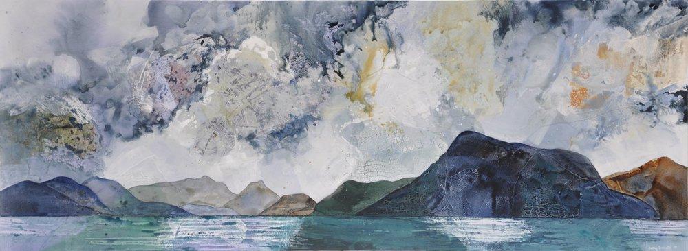 Early morning magic, Ionian Isles