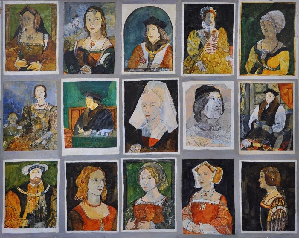 Renaissance Selfies