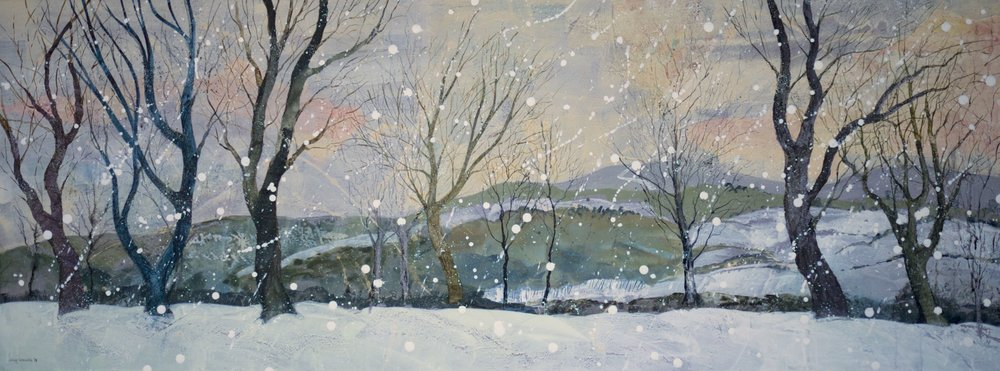 Winter colours ,Charwood