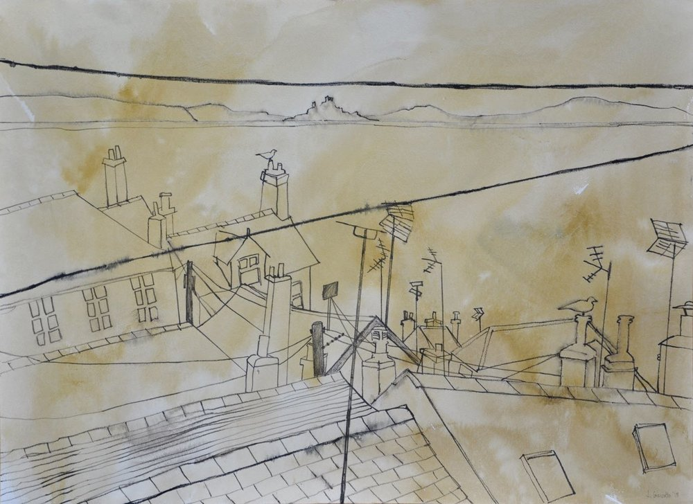 Rooftops, Mousehole
