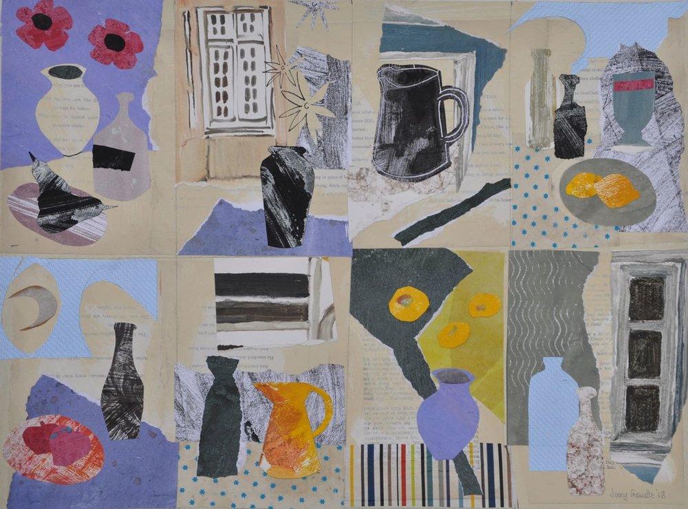 Fragments of still life