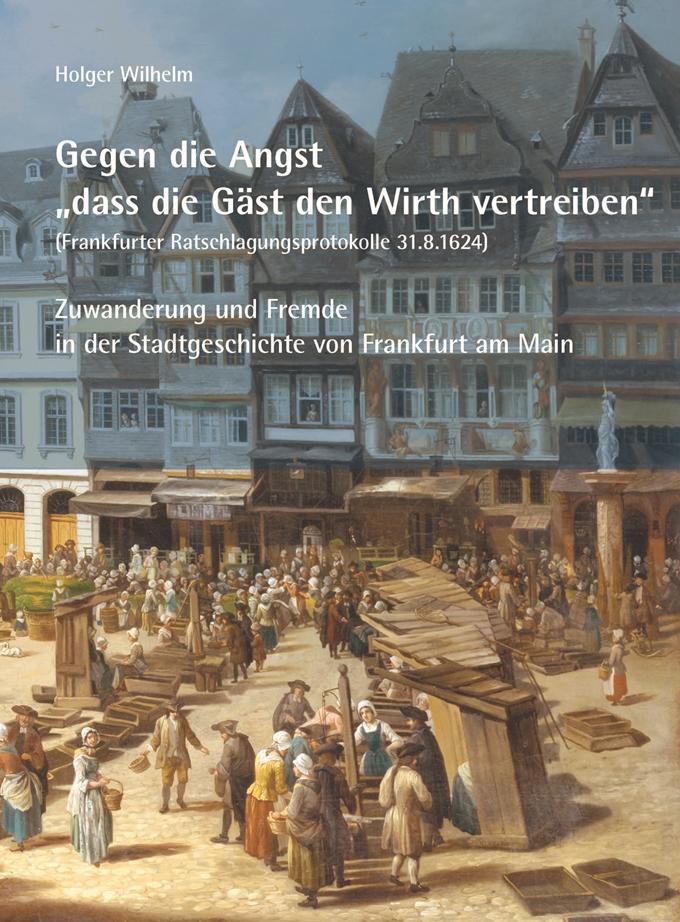 Abwechslungsreiche Frankfurter Stadtgeschichte mit ca. 100 farbigen Abbildungen sowie Vorschlägen für Stadtrundgänge an den historischen Orten