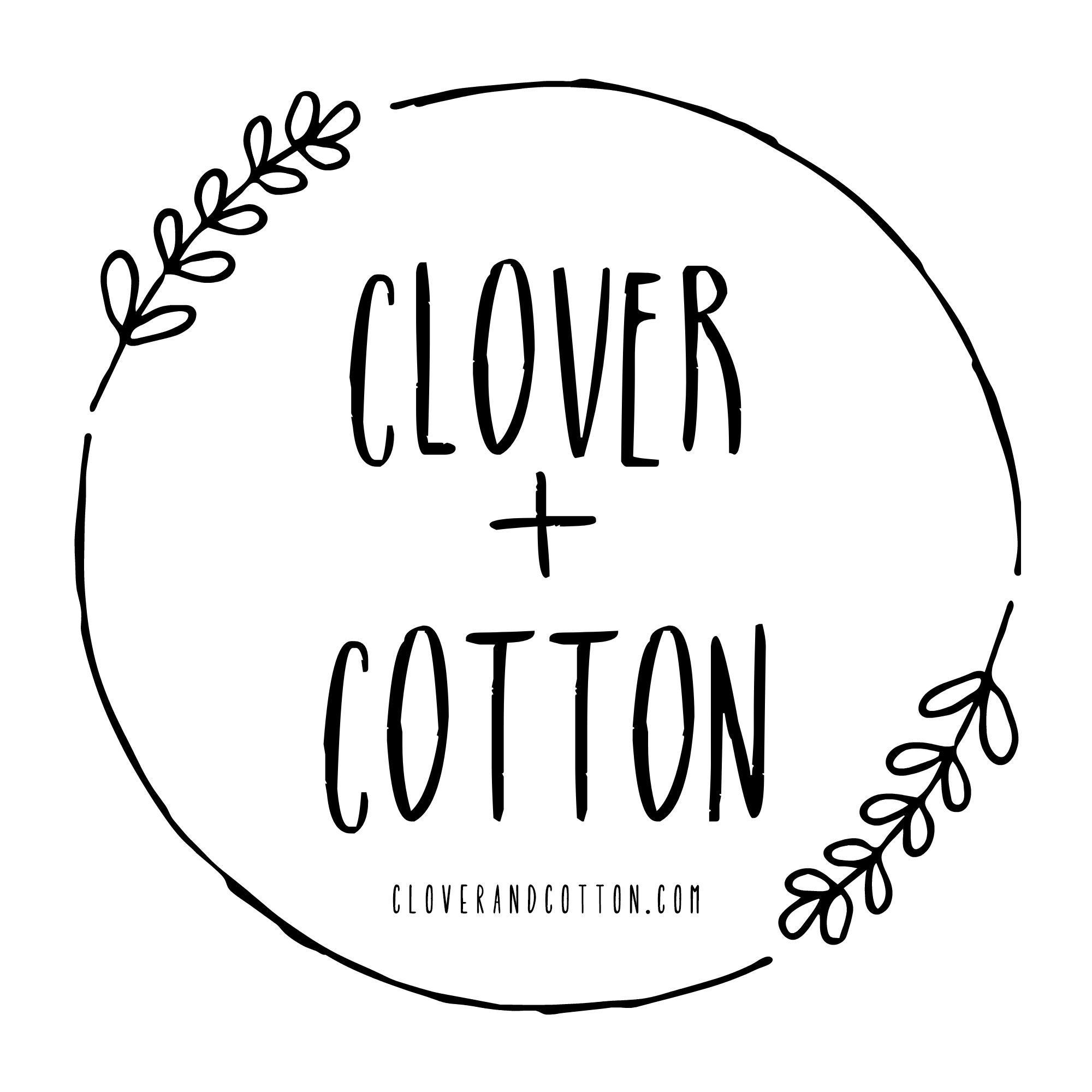 clover and cotton