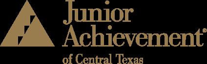 Junior Achievement of Central Texas Gold Logo