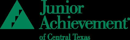 Junior Achievement of Central Texas Green Logo