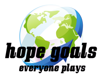 Hope Goals - Hope Goals is a JA company at Travis Early College High School. The mission of Hope Goals is to give soccer balls to children around the globe who can't afford them. Many children in poor countries make soccer balls out of plastic bags and string. Hope Goals wants to help make a difference in the world by providing real soccer balls to these children so that everyone can enjoy the game of Futbol.