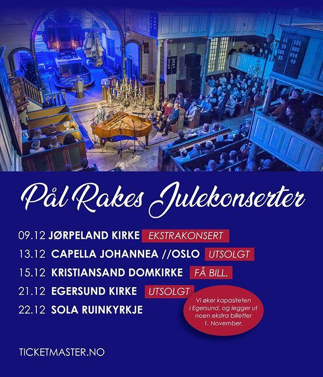 Tusen takk Jørpeland for to utsolgte konserter. Makalaust kor, musikere og solister❤️