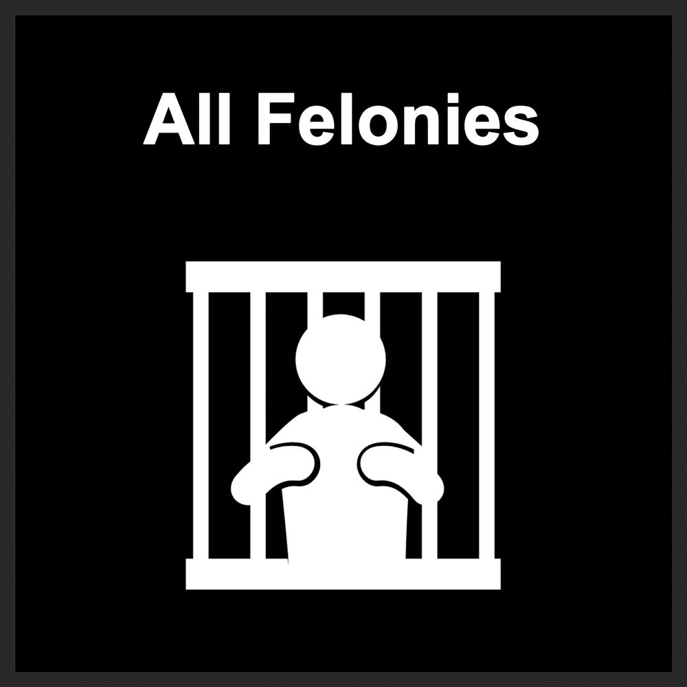 All Felonies