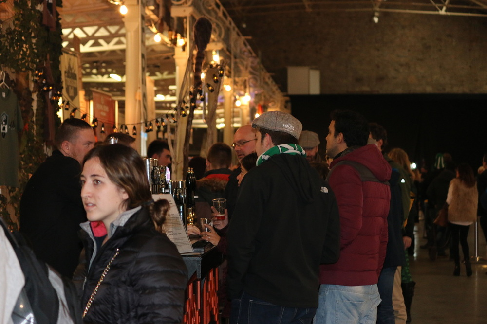 Craft and whiskey fest 2015