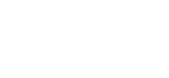 Obriens logo link to site