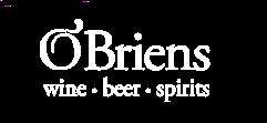 Obriens logo link to site