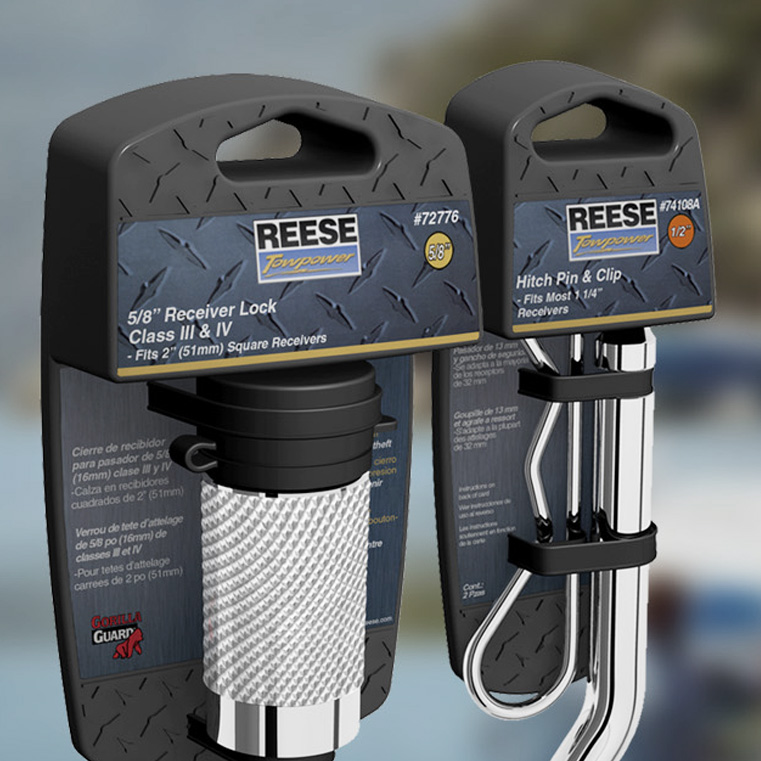 REESE TOWPOWER PACKAGING