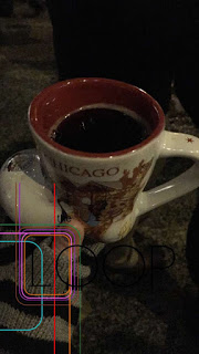 The wine and mug