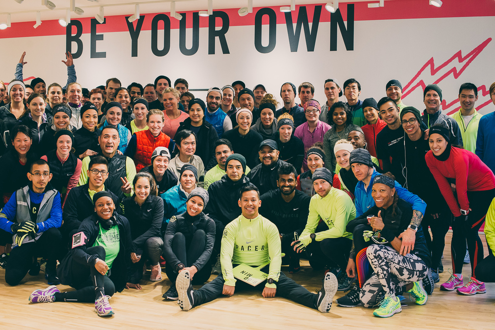 Photo by Nike Run Club