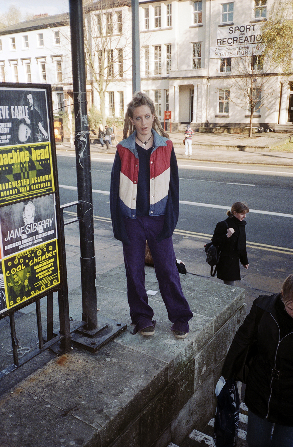 Photograph by Jason Evans, Untitled, Manchester, 1997