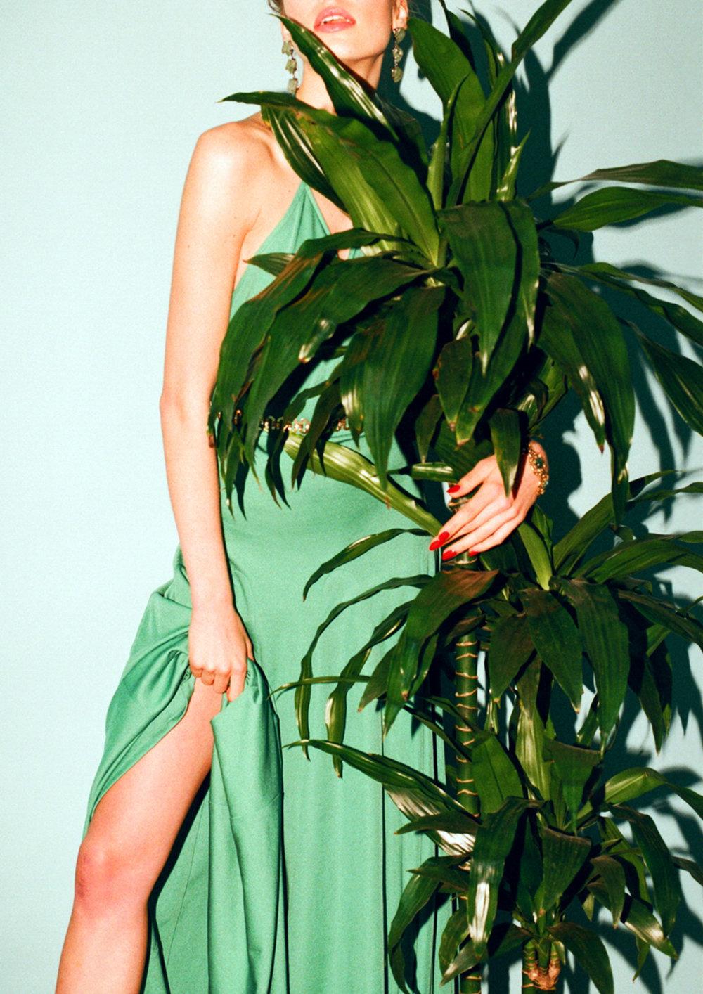 Dress Vintage, Accessories Stylist's Own