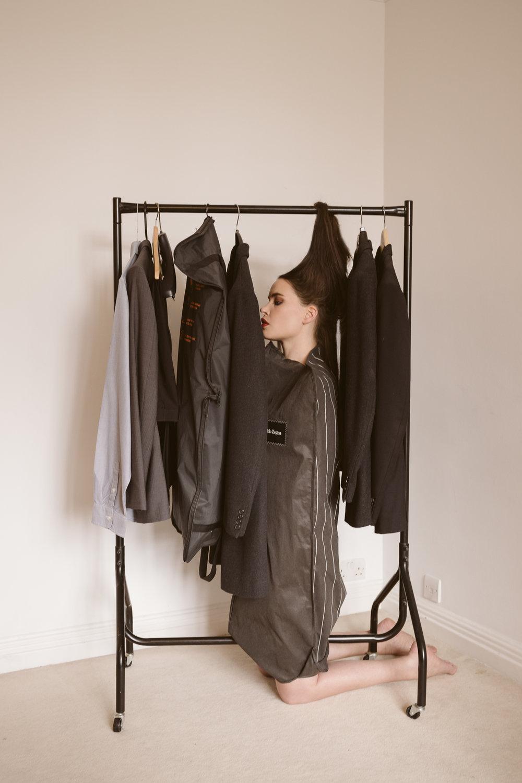 Suit cover by  Ermenegildo Zegna