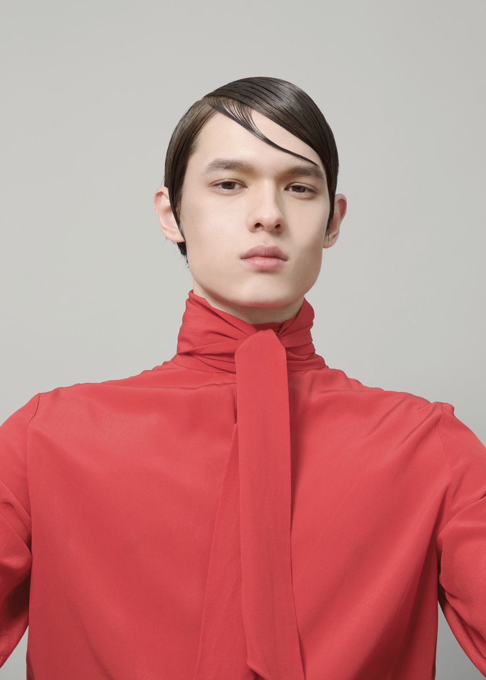 Red blouse GUCCI