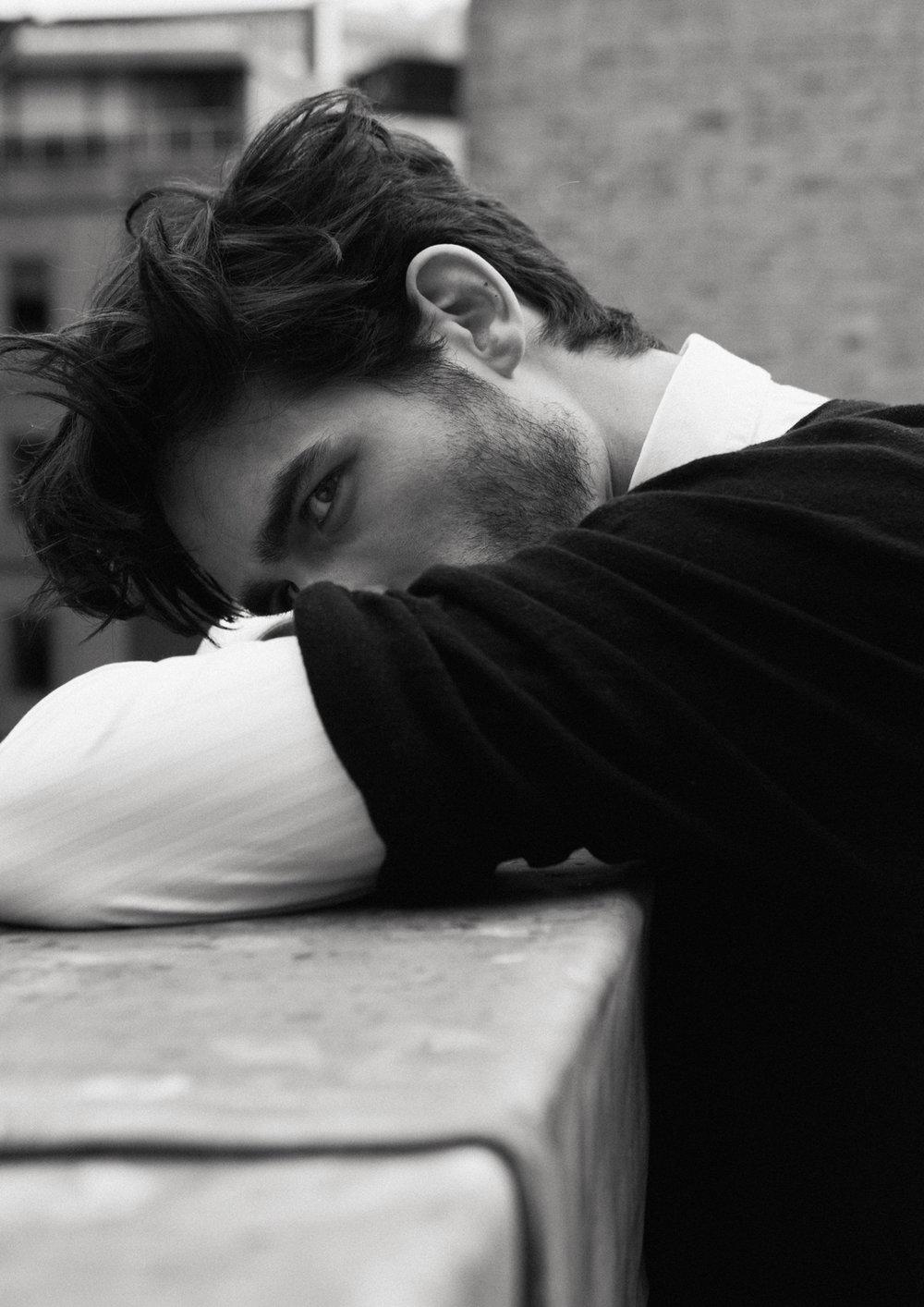 Shirt  Marchand Drapier,  Black shirt  Zara