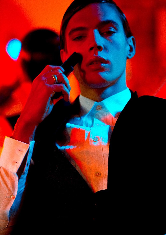 Suit  Joshua Kane , Shirt  Topman .