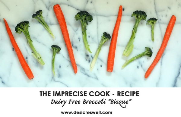 Paleo Dairy-Free Gluten Free Broccoli Soup