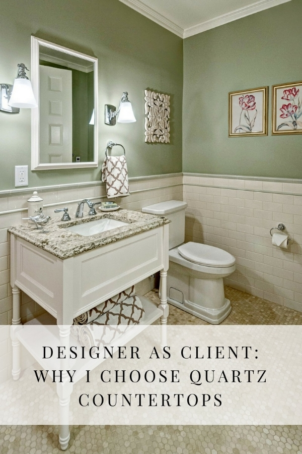 Designer As Client: Why I Choose Quartz Countertops U2014 A Minnesota Lifestyle  And Design Blog