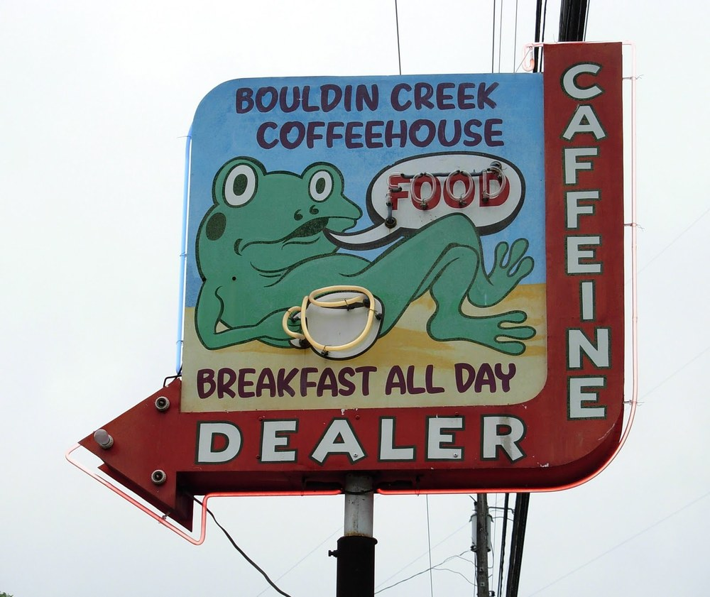 Bouldin Creek Coffee