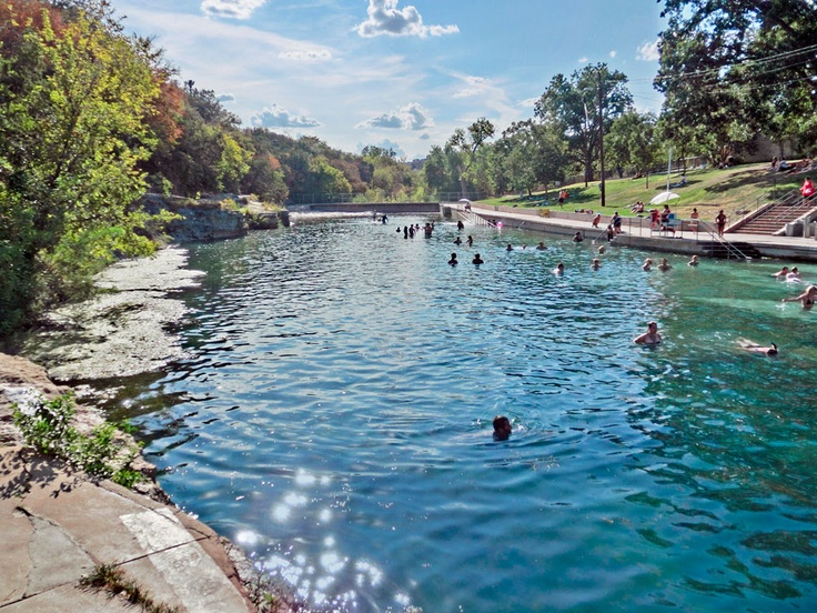 Copy of Barton Springs