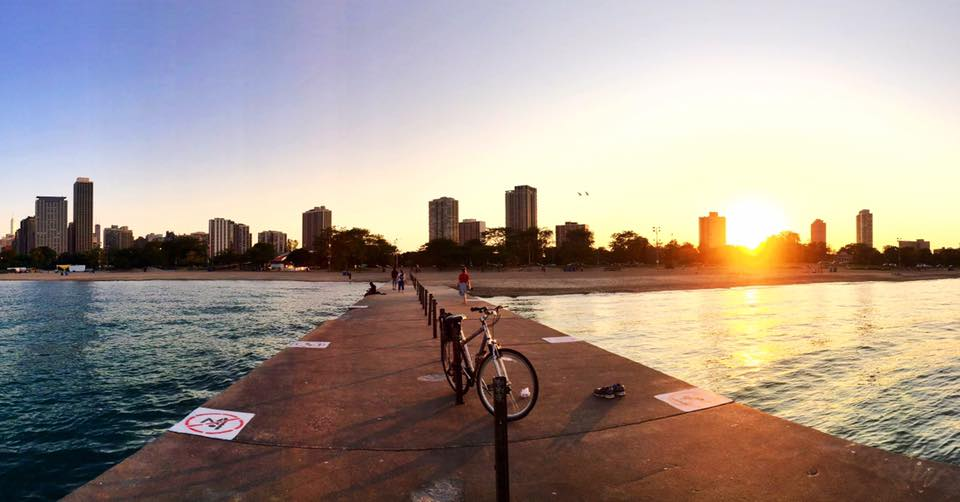 Fullerton Beach; September 2015