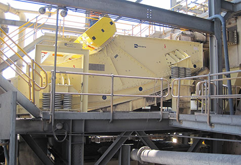 The Next Generation Brx Vibrating Screen Solutions