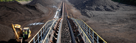 FLSmidth Wadgassen designed and audited the system, which was designed to convey and stack coal at 6800 tph