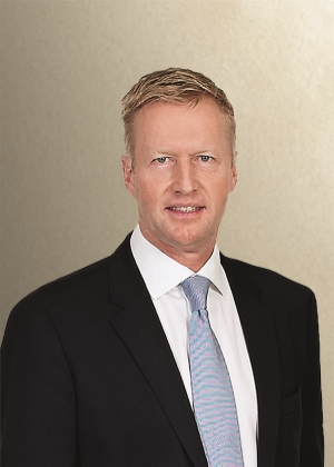 Bjarne Moltke Hansen President – Product Companies Division