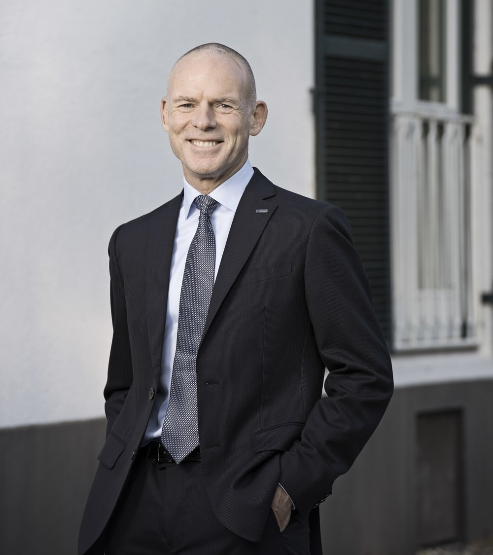 Marius Kloppers, member of the Board in FLSmidth, former CEO of BHP from 2007-2013
