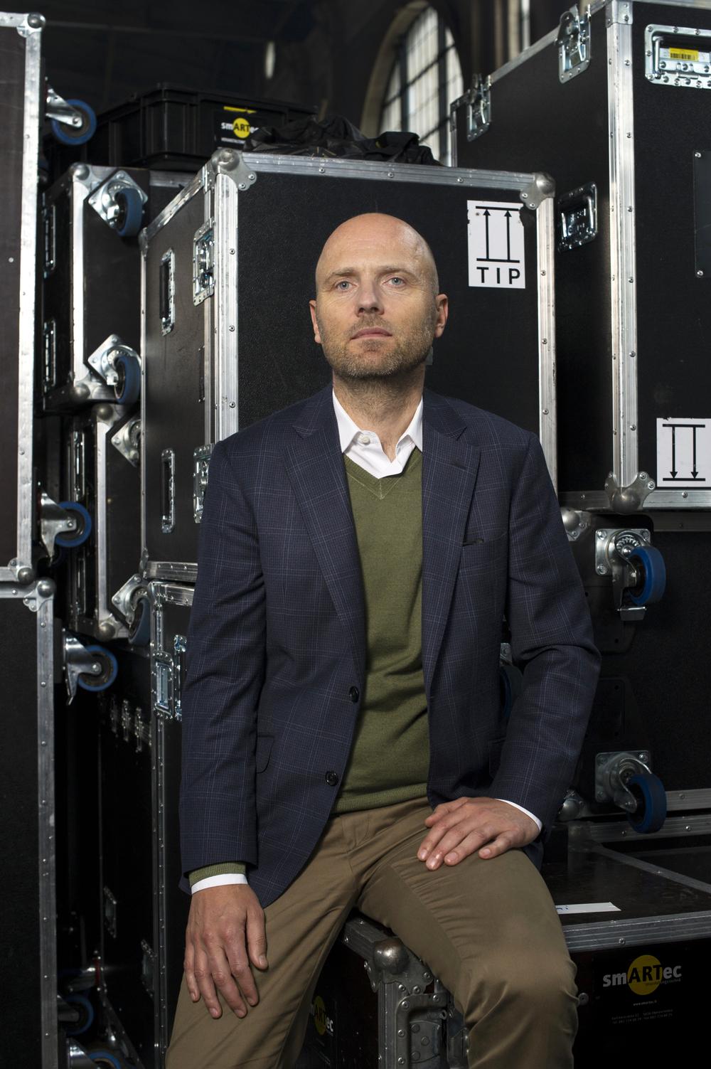 "Peter Haerle Direktor ""Cultur Zuerich"""