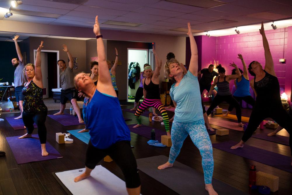 Yoga Classes in Wausau Wisconsin