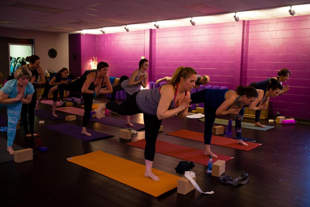 Wausau Yoga