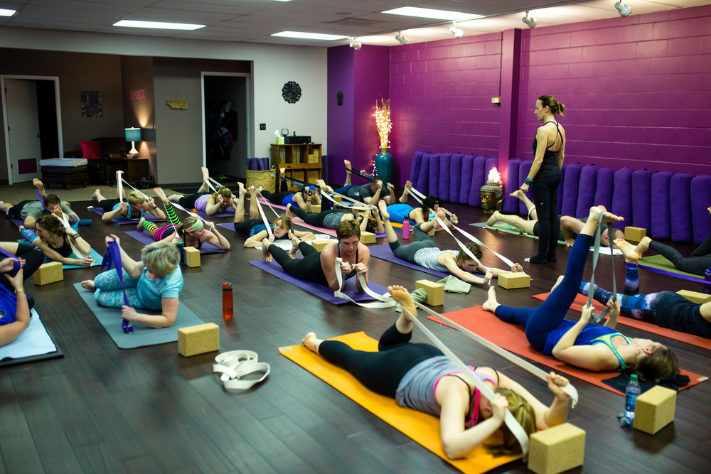 Yoga Classes in Wausau Wisconsin
