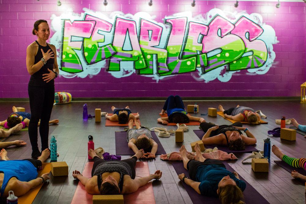Fearless Yoga