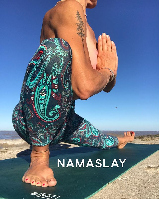 All day, every day. #yoga #namaslay #yogi #yogini #creativity #exploration #authenticity #fearless #fearlessyogis #yogaguide #yogateacher #ownyourfuture #yougotthis #taketheleap #dharma #namastè