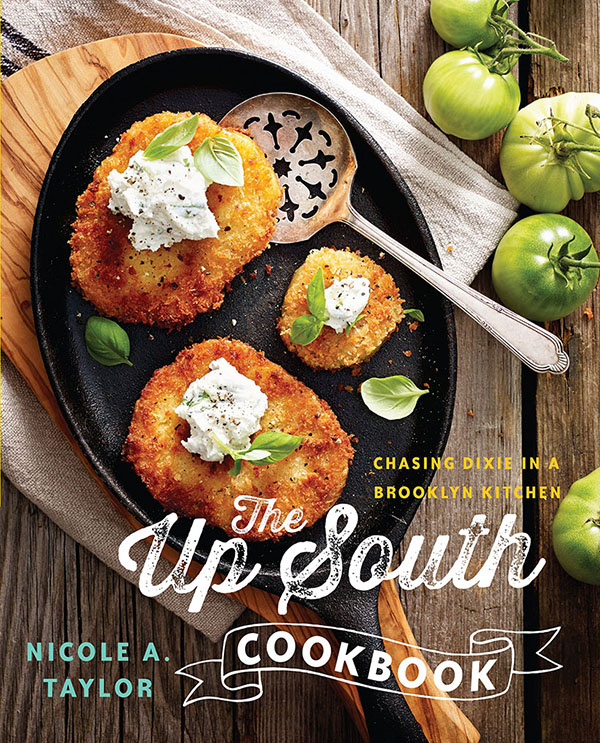 The Up South Cookbook available from W.W. Norton, New York