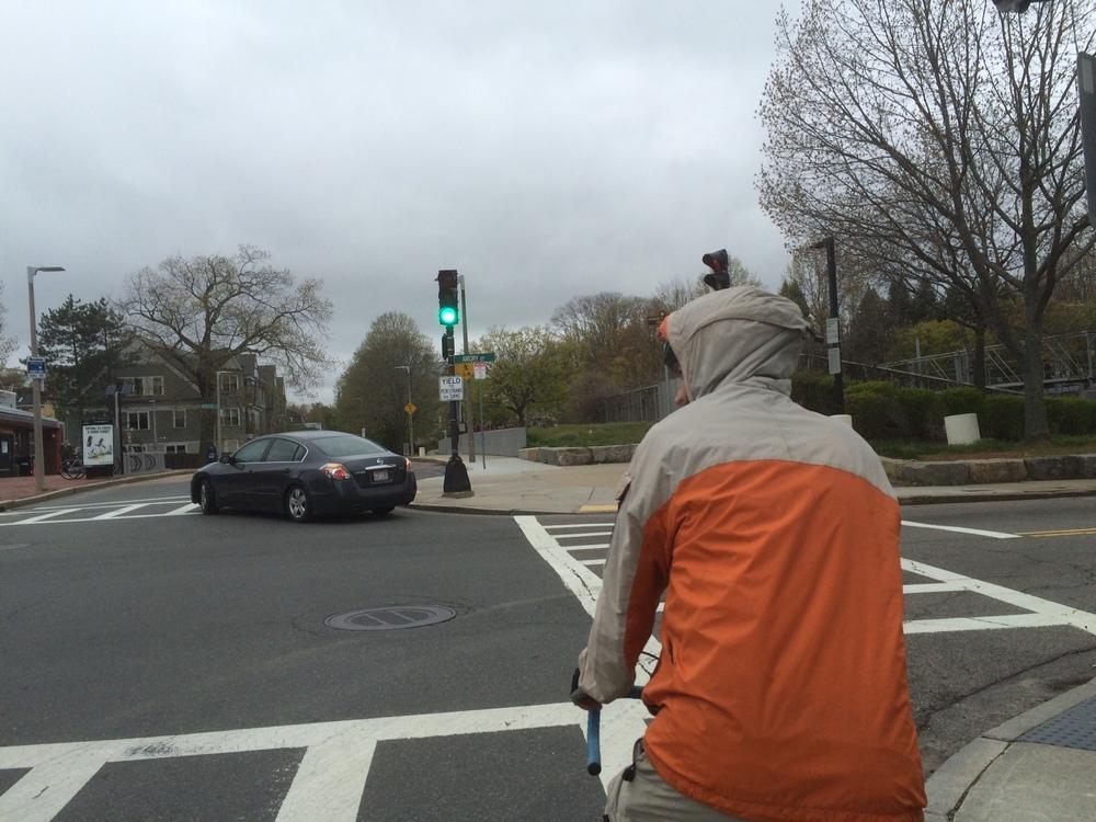 Green Street in JP!